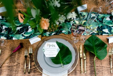 Bold Tropical Wedding Inspiration – Katerina Antos-Lewis Photography 9