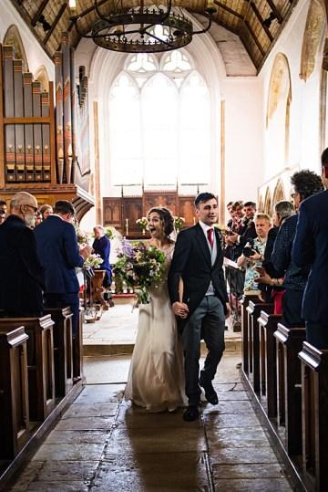 Charming English Wildflower Wedding At The Family Farm – Jonny Barratt Wedding Photography 24