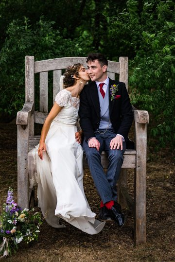 Charming English Wildflower Wedding At The Family Farm – Jonny Barratt Wedding Photography 35