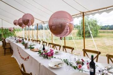 Charming English Wildflower Wedding At The Family Farm – Jonny Barratt Wedding Photography 6