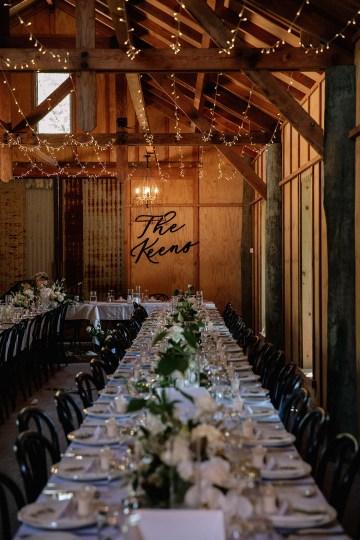 Chic Australian Garden Wedding with A Sparkling Wedding Dress – David Campbell Imagery 12