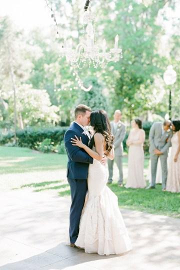 Elegant Blush Southern Plantation Wedding – Molliner Photography 41