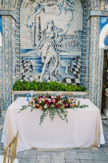 Historical Blue-tiled Palace Destination Wedding in Portugal – Jesus Caballero Photography 12