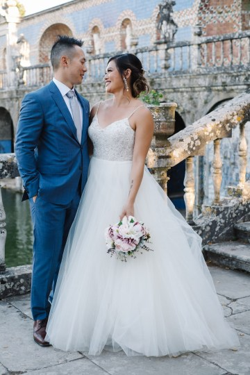 Historical Blue-tiled Palace Destination Wedding in Portugal – Jesus Caballero Photography 14