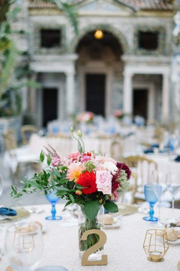 Historical Blue-tiled Palace Destination Wedding in Portugal – Jesus Caballero Photography 20