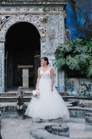 Historical Blue-tiled Palace Destination Wedding in Portugal – Jesus Caballero Photography 22