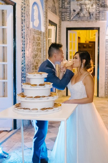 Historical Blue-tiled Palace Destination Wedding in Portugal – Jesus Caballero Photography 23