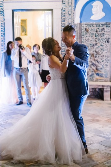 Historical Blue-tiled Palace Destination Wedding in Portugal – Jesus Caballero Photography 24