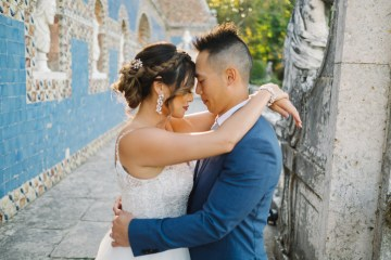 Historical Blue-tiled Palace Destination Wedding in Portugal – Jesus Caballero Photography 38