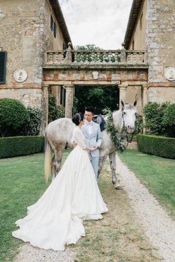 Lavish Jazz-era Italian Destination Wedding – Stefano Santucci 28