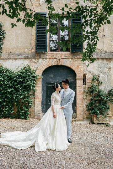 Lavish Jazz-era Italian Destination Wedding – Stefano Santucci 33