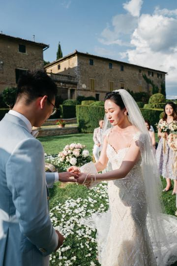 Lavish Jazz-era Italian Destination Wedding – Stefano Santucci 45