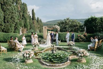 Lavish Jazz-era Italian Destination Wedding – Stefano Santucci 67