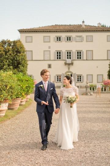 Romantic and Rustic Tuscany Wedding – Facibeni Fotografia – Villa Grabau 43