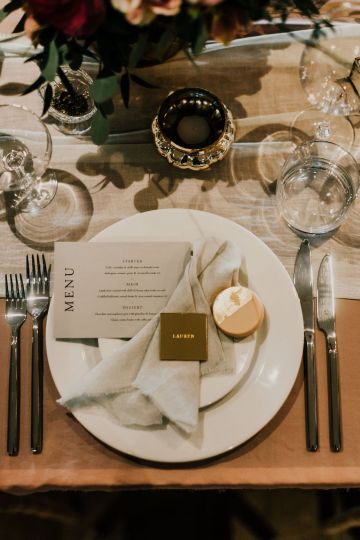 Vintage Glamour Wedding Inspiration in Manchester – Gail Secker Photography 40