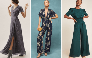 20 Fall Wedding Guest & Bridal Party Outfits