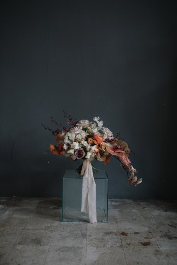 Artistic Avant-Garde Spanish Wedding Inspiration – Vanessa Illi 21
