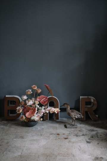 Artistic Avant-Garde Spanish Wedding Inspiration – Vanessa Illi 24