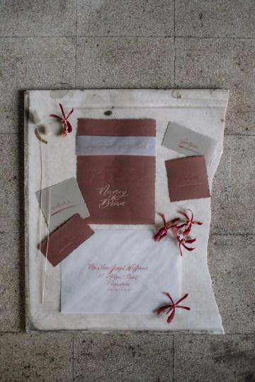 Artistic Avant-Garde Spanish Wedding Inspiration – Vanessa Illi 26