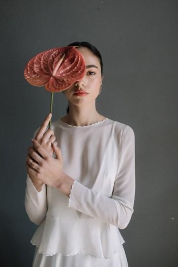 Artistic Avant-Garde Spanish Wedding Inspiration – Vanessa Illi 31