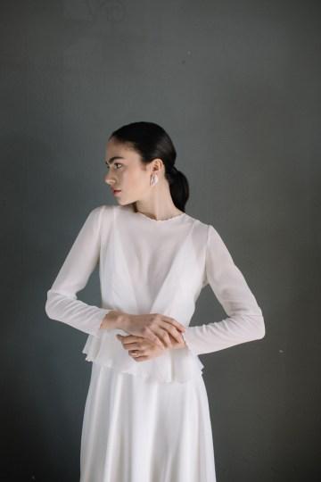 Artistic Avant-Garde Spanish Wedding Inspiration – Vanessa Illi 34