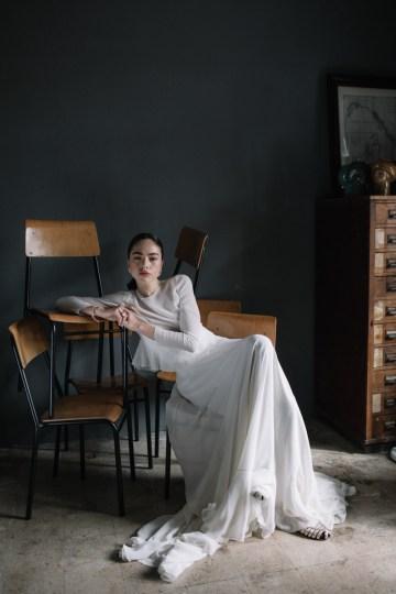 Artistic Avant-Garde Spanish Wedding Inspiration – Vanessa Illi 41