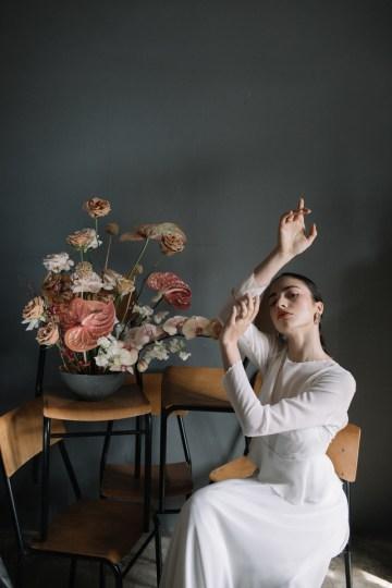 Artistic Avant-Garde Spanish Wedding Inspiration – Vanessa Illi 46