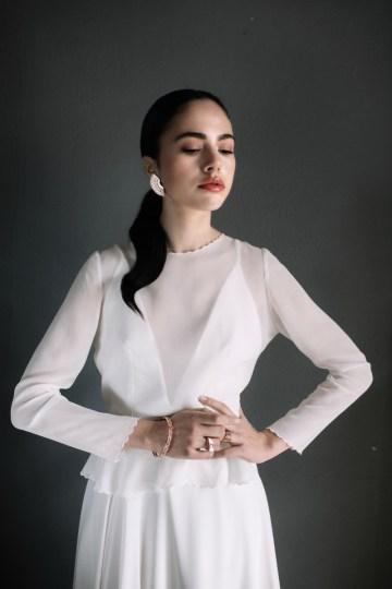 Artistic Avant-Garde Spanish Wedding Inspiration – Vanessa Illi 49