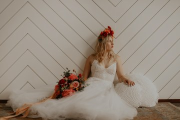 Frida Kahlo Inspired Wedding Inspirations – Devyn Spangler Photography 4