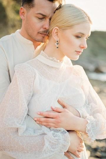 Gorgeous Coastal Ireland Wedding Inspiration – White Cat Studio – Petal and Twine 33