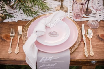 Pink Boho Farm Wedding Inspiration filled with Pretty Details – Carrie McCluskey Photo 37