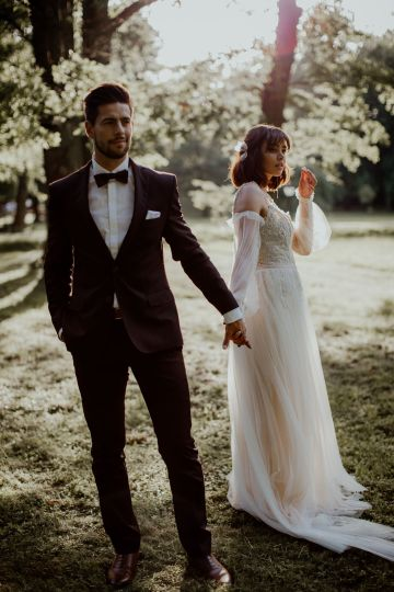 Ethereal Secret Garden Wedding Inspiration – Patrycja Wojtkowiak – Pure Love Weddings 47