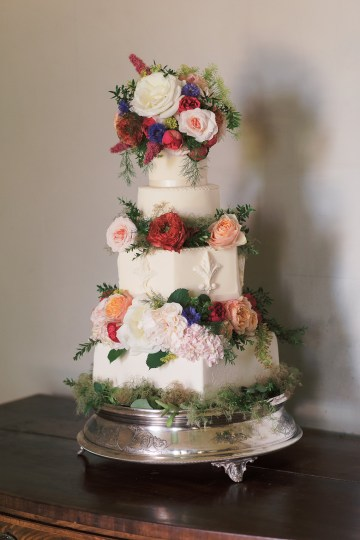 Glamorous Downton Abbey Wedding Inspiration – Cooper Photography 22