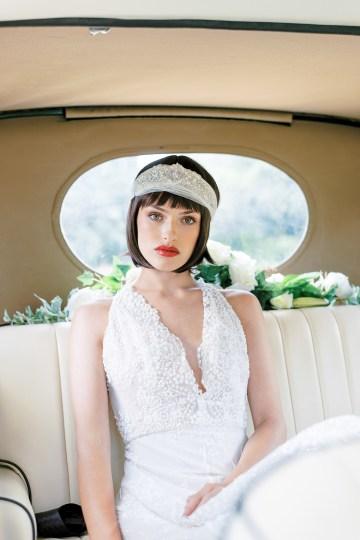Glamorous Downton Abbey Wedding Inspiration – Cooper Photography 30