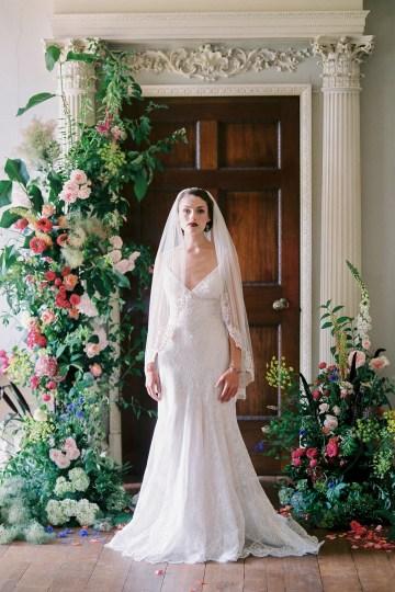 Glamorous Downton Abbey Wedding Inspiration – Cooper Photography 32