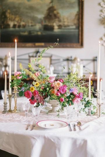 Glamorous Downton Abbey Wedding Inspiration – Cooper Photography 40