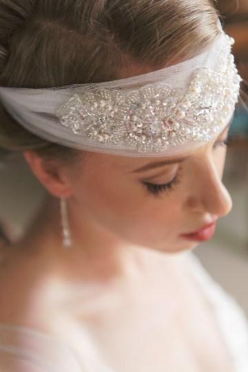 Glamorous Downton Abbey Wedding Inspiration – Cooper Photography 7
