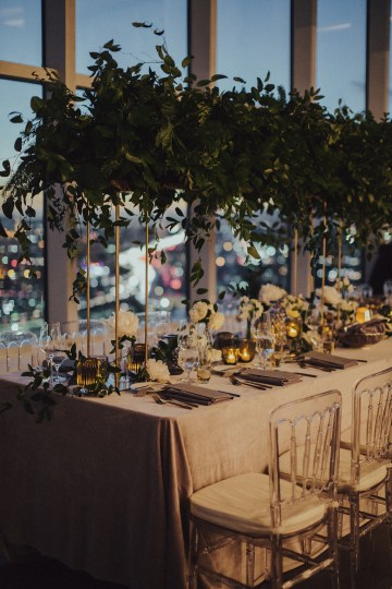 Los Angeles Rooftop Wedding with Incredible Views – Tyler Branch – CCL Weddings and Events 49