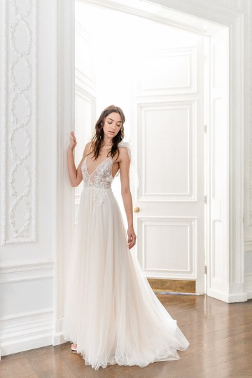 Luxurious and Opulent Wedding Inspiration Featuring Six Stunning Dresses – Gianluca and Mary Adovasio – Tigerlily Weddings 41