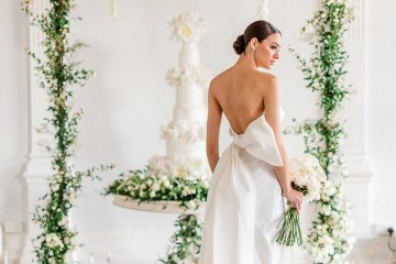 Luxurious and Opulent Wedding Inspiration Featuring Six Stunning Dresses – Gianluca and Mary Adovasio – Tigerlily Weddings 61