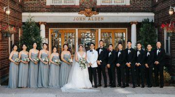 Seattle Ballroom Wedding – Jen Leslie Events – Wiley Putnam Photography 6