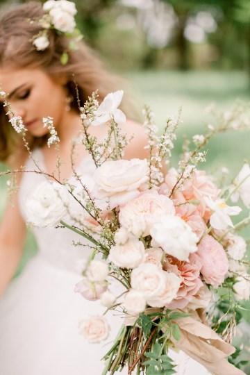 Whimsical Floral-Filled Woodland Wedding – Walnut and Main – Irina Turkova Photography 29
