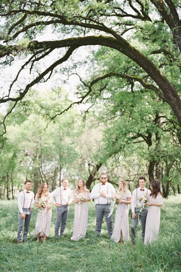 Whimsical Floral-Filled Woodland Wedding – Walnut and Main – Irina Turkova Photography 36