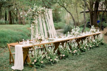 Whimsical Floral-Filled Woodland Wedding – Walnut and Main – Irina Turkova Photography 56