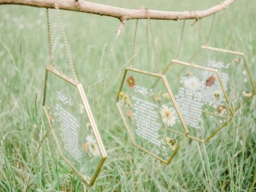 Whimsical Pantone Living Coral Colorful Meadow Wedding Inspiration – Kira Nicole Photography 2