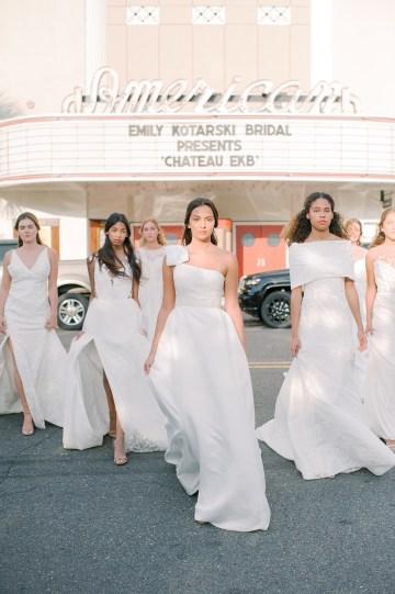 10 New Bridal Designers You Should Know – Bridal Fashion Week 2020 – Emily Kotarski Bridal – Julie Livingston Photography 2