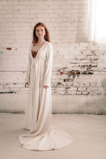 10 New Bridal Designers You Should Know – Bridal Fashion Week 2020 – The Law Bridal 21