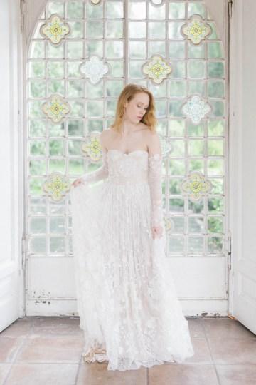 Artistic Renaissance Botticelli Same Sex Wedding Inspiration – Irene Fucci 32