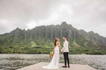 Breathtaking Cultural Polynesian Wedding on the Beaches of Hawaii – Joseph Esser 11