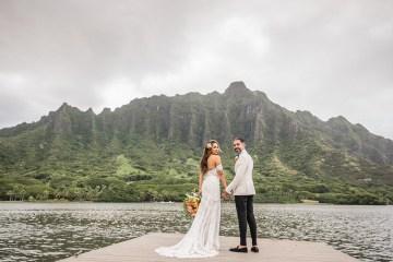 Breathtaking Cultural Polynesian Wedding on the Beaches of Hawaii – Joseph Esser 11